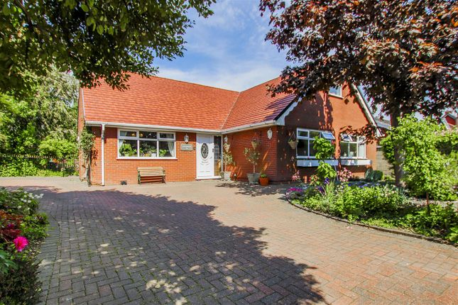 Thumbnail Detached bungalow for sale in Carrington Road, Chorley