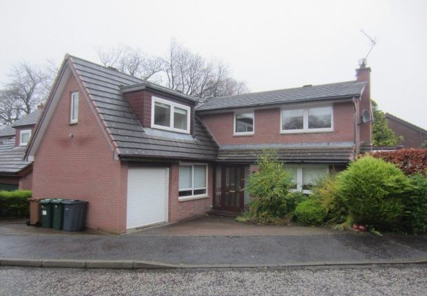 Thumbnail Detached house to rent in Broomyknowe, Edinburgh