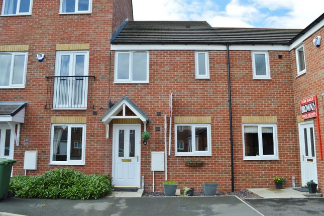2 bed terraced house for sale in Pipistrelle Court, Stockton-On-Tees