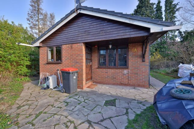 Thumbnail Bungalow for sale in Winifreds Drive, Donnington