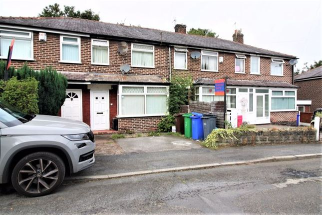 Thumbnail Terraced house for sale in Kathkin Avenue, Crumpsall, Manchester