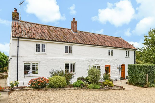 Thumbnail Cottage for sale in Grange Road, Pockthorpe, King's Lynn
