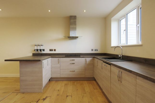 Thumbnail Detached house to rent in Haye Road, Sherford, Plymouth