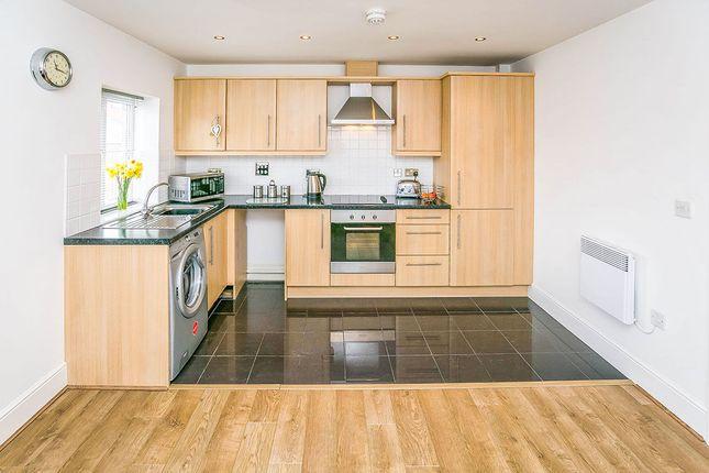 Thumbnail Flat for sale in Gittin Street, Oswestry
