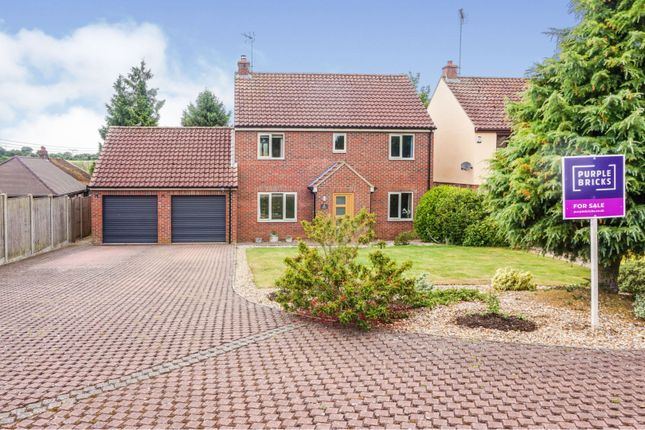 Detached house for sale in St. Marys View, King's Lynn