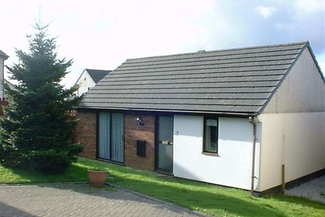Thumbnail Bungalow to rent in Kingsley Court, Fraddon, St. Columb