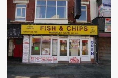 Thumbnail Restaurant/cafe for sale in 3 Chapel Street, Blackpool