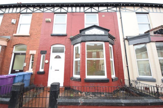 Thumbnail Terraced house for sale in Avondale Road, Wavertree, Liverpool