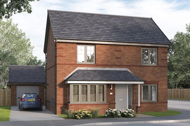"""Thumbnail Detached house for sale in """"The Kintbury"""" at William Nadin Way, Swadlincote"""