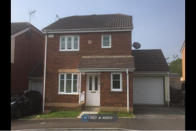 Thumbnail Detached house to rent in Derwen View, Bridgend