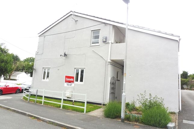 Thumbnail Flat to rent in Glenfield Road, Plymouth