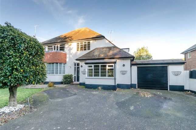 Thumbnail Detached house for sale in Ilex Way, Goring, Worthing