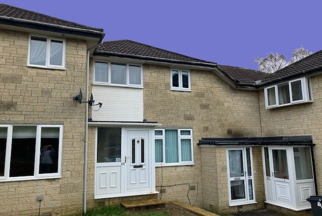 Thumbnail Terraced house to rent in Stratton Heights, Cirencester