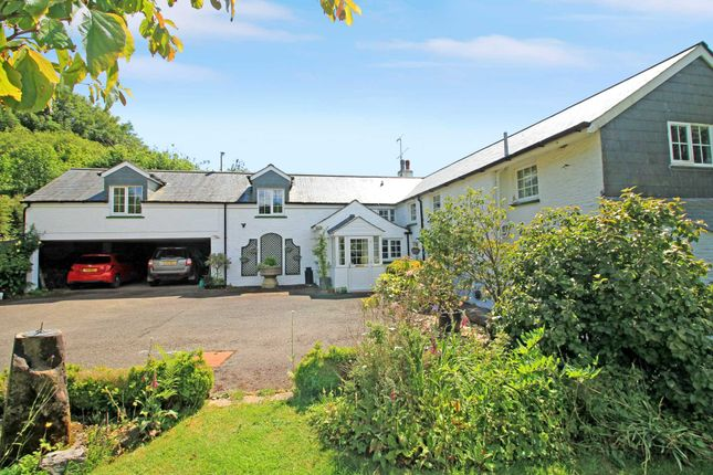 Thumbnail 5 bed detached house for sale in Sandplace, Looe