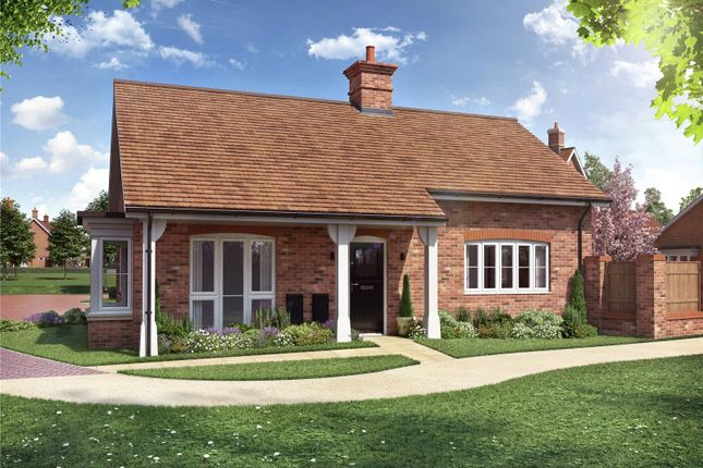 Detached bungalow for sale in Sweeters Field, Alfold, Cranleigh, Surrey