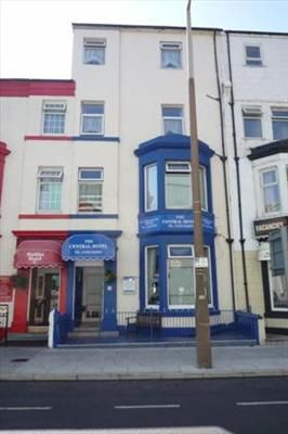 Thumbnail Hotel/guest house for sale in Central Hotel, 33 Albert Road, Blackpool, Lancashire