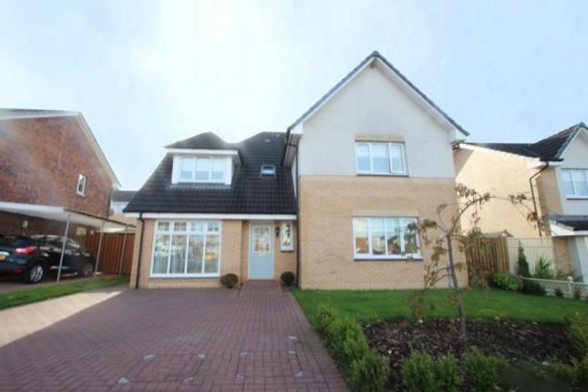 Thumbnail Detached house for sale in Talisker Crescent, Airdrie, North Lanarkshire