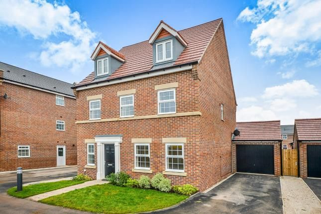 Thumbnail Detached house for sale in Sorrel Drive, Kirkby-In-Ashfield, Nottingham
