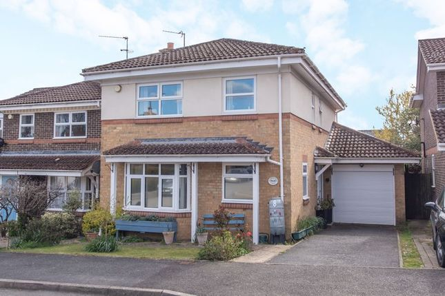 4 bed detached house for sale in Downland Copse, Uckfield TN22
