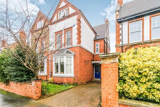 Thumbnail Semi-detached house for sale in Debdale Road, Wellingborough