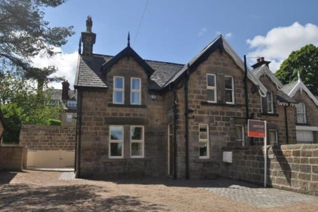 Thumbnail Semi-detached house to rent in Leeds Road, Harrogate, North Yorkshire