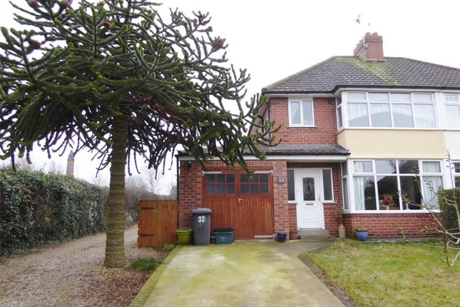 Thumbnail Semi-detached house for sale in Lavender Grove, York