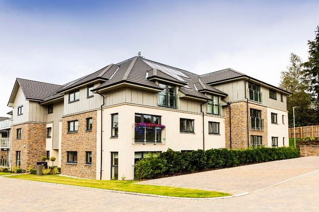 Thumbnail Flat for sale in Knights Grove, Capelrig Road, Newton Mearns, Glasgow