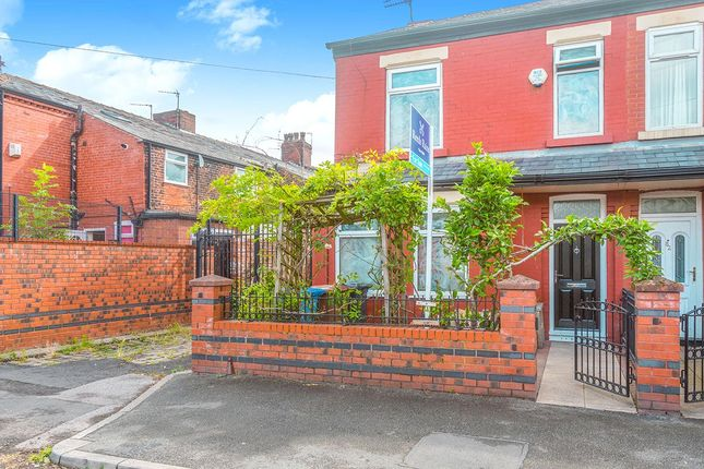 Main Page of Tootal Drive, Salford M5