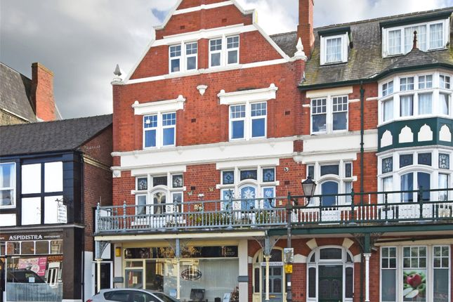 Thumbnail Flat to rent in Britannia House, Station Crescent, Llandrindod Wells, Powys