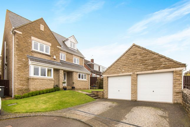 Thumbnail Detached house for sale in Highdale Fold, Dronfield