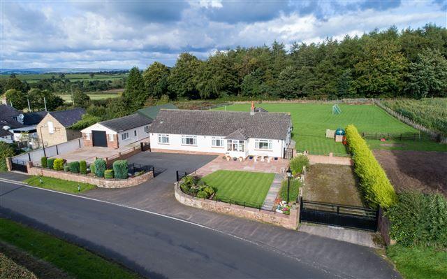 Thumbnail Detached house for sale in Hayton Lane End, Hayton, Brampton, Cumbria