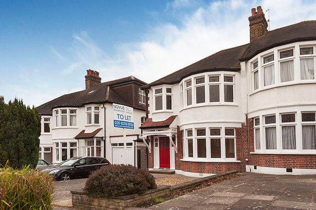 Exterior of Beechdale, Winchmore Hill N21