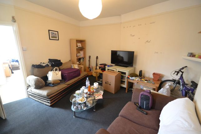 Thumbnail Flat to rent in Broadway, Roath, Cardiff