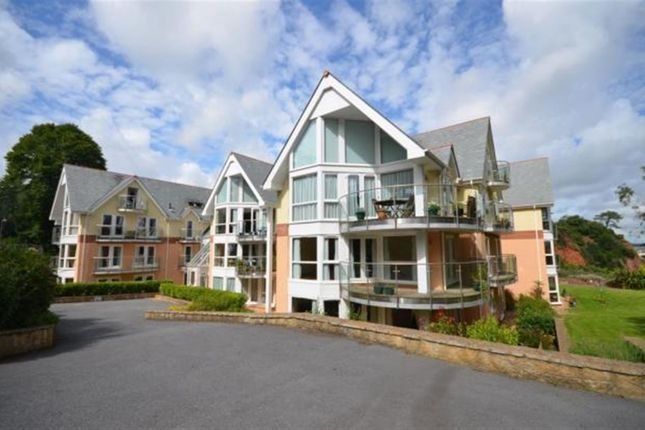 Thumbnail Flat for sale in Old Teignmouth Road, Dawlish