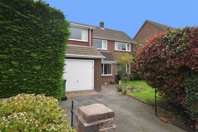 Thumbnail Detached house for sale in Shrewsbury Road, Bomere Heath, Shrewsbury