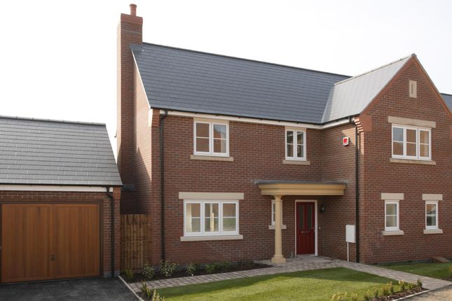 Thumbnail Detached house for sale in Off Loughborough Road, Birstall