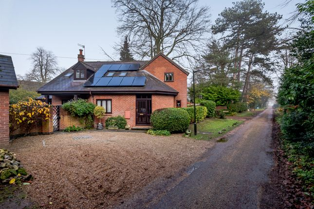 Thumbnail Detached house for sale in Fairfield Road, Norwich