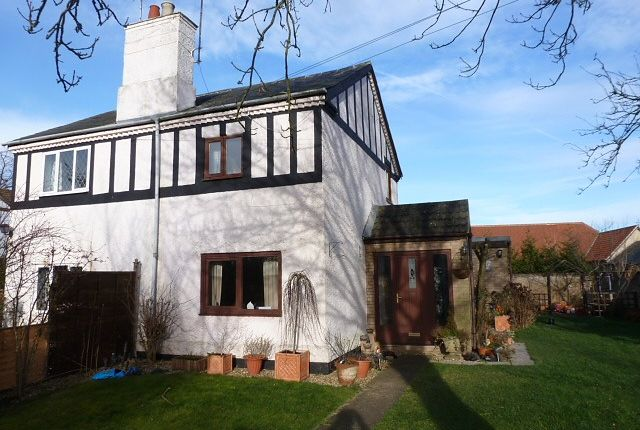 Thumbnail Semi-detached house to rent in Manor Farm Cottages, Back Lane, Holywell