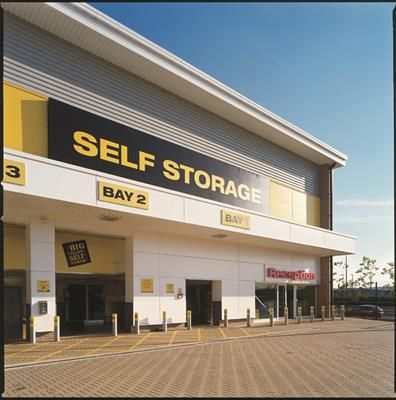 Warehouse to let in Big Yellow Self Storage Bristol, Avonmead, Barrow Road, Bristol