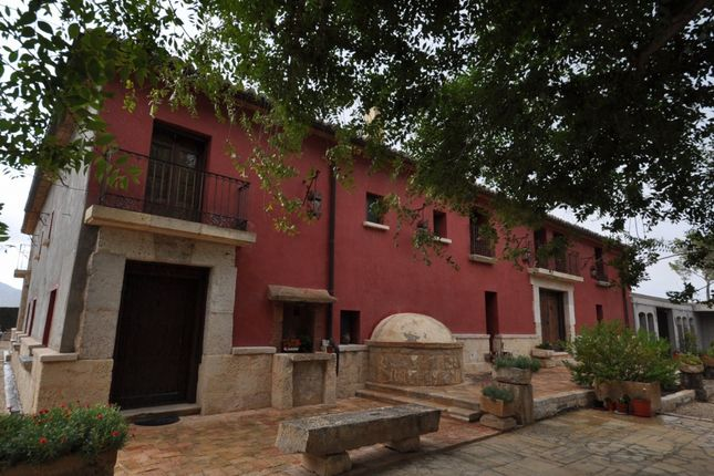 Thumbnail Country house for sale in 03400 Villena, Alicante, Spain