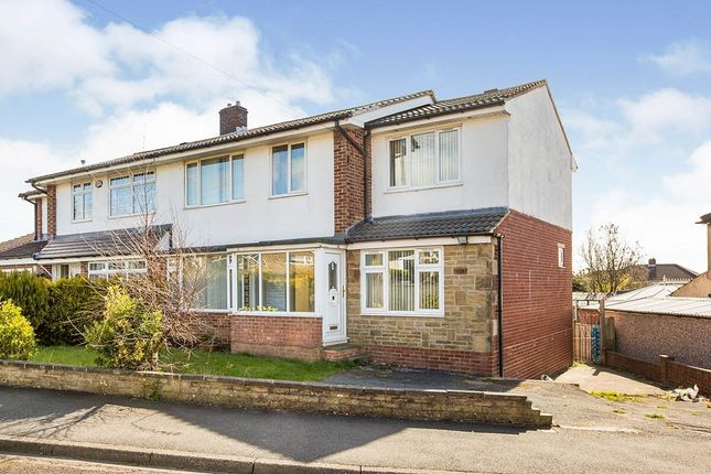 Thumbnail Semi-detached house to rent in Belmont Crescent, Low Moor, Bradford