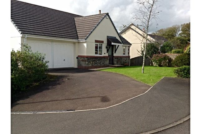 Thumbnail Detached house for sale in Barons Meadow, Bodmin