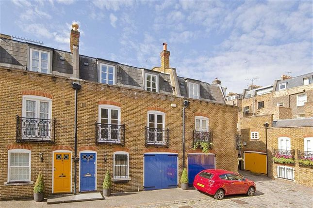 Thumbnail Mews house for sale in Bristol Mews, London