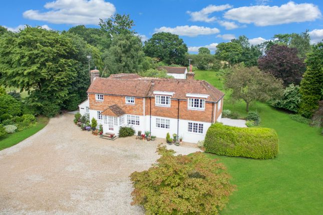 Thumbnail Farmhouse for sale in Rural Hawkhurst, Kent
