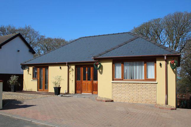 Thumbnail Detached house for sale in St. Patricks Hill, Llanreath, Pembroke Dock