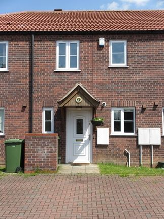Thumbnail Terraced house to rent in Foxton Terrace, Horstead Avenue, Brigg