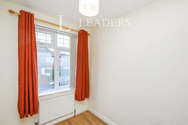 Bedroom 3 (Main) of West Avenue, Stapleford, Nottingham NG9