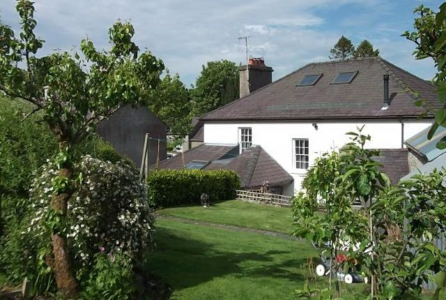 Thumbnail Detached house for sale in Llanwnnen, Lampeter