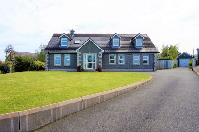 Thumbnail Detached house for sale in Cairnlea, Ballygally