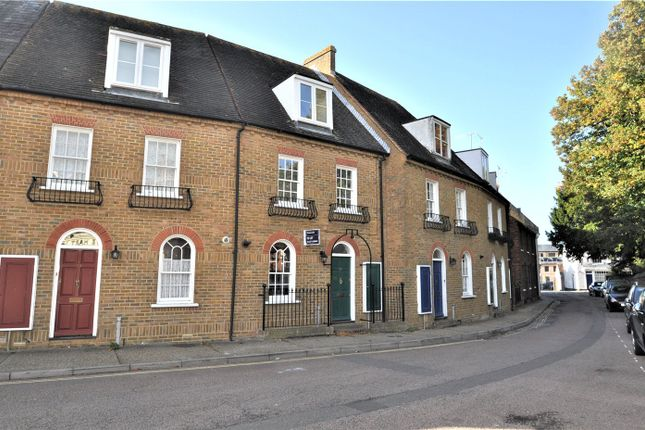 Thumbnail Terraced house to rent in Castle Row, Canterbury